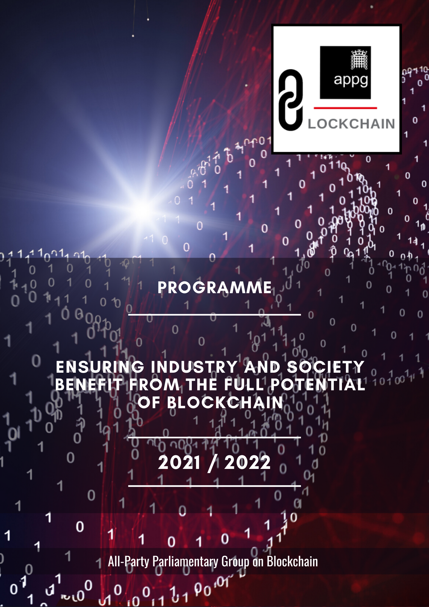 Ensuring industry and society benefit from the full potential of blockchain