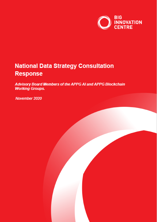 National data strategy consultation response